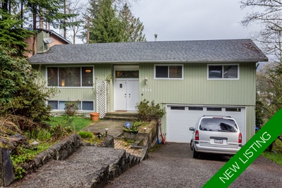 Port Moody Centre House for sale:  3 bedroom 2,248 sq.ft. (Listed 2018-04-17)