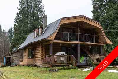 Upper Squamish House for sale:  3 bedroom 1,902 sq.ft. (Listed 2018-01-31)